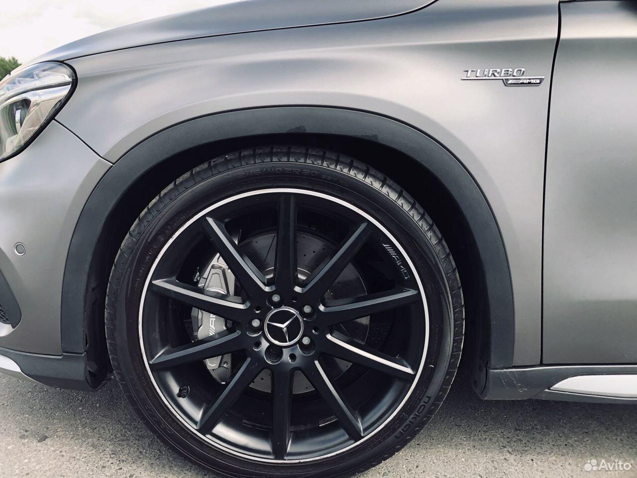 Оригинальные колеса на Mercedes-AMG R20  89141584090 купить 1