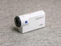 Экшн камера 4к sony x3000 + комплект