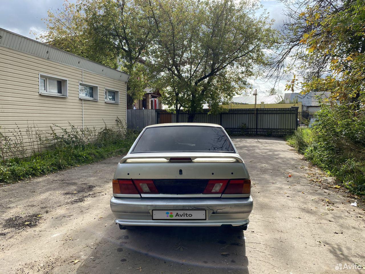 ВАЗ 2115 Samara, 2005  89092659875 купить 5