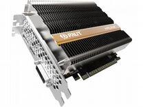 Видеокарта Palit GeForce GTX 1050 Ti KalmX 4Gb