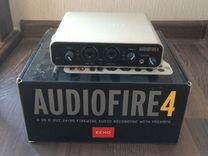 Внешняя звуковая карта Echo AudioFire4