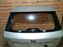 Крышка багажника на Lifan X60 (Лифан Х60)