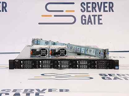 Сервер Dell R620 10SFF 2x E5-2630v2 32 GB