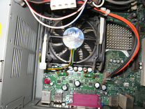 Cистемный блок 2003 г. с начинкой Intel