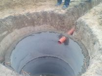 Кольца бетонные жби канализации, септик,доставка