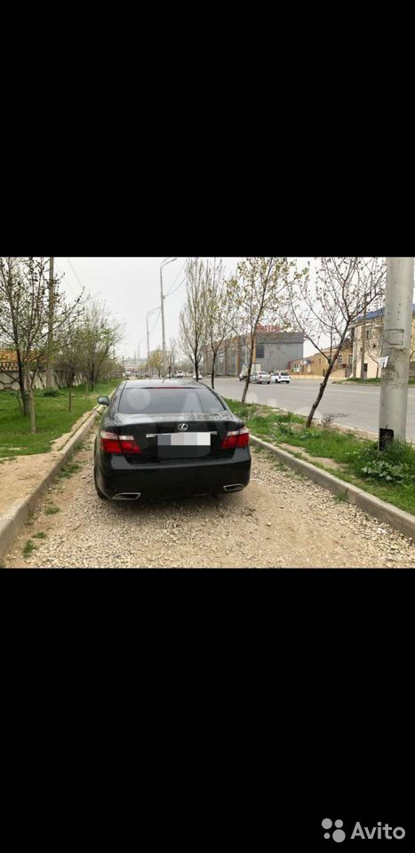 Lexus LS, 2008  89632837054 купить 2