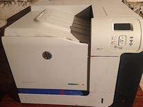 Laser jet 500 color m551