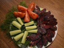 Деликатесы из мяса конины Халяль