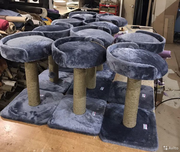 Когтеточки для кошек в наличии - производство  89290410265 купить 4