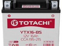 Аккумулятор Totachi 16 Ач (YTX16-BS)