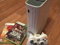 Xbox360 Fat шитый+25 игр+гарантия