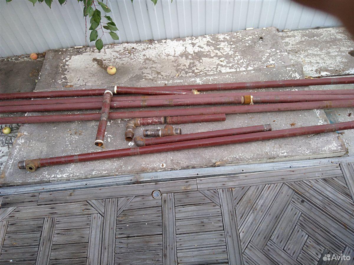 Труба 40 для отопления с резьбой  89172105815 купить 3