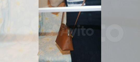 876557509a42 Новая сумочка Gaude milano натуральная кожа купить в Москве на Avito — Объявления  на сайте Авито