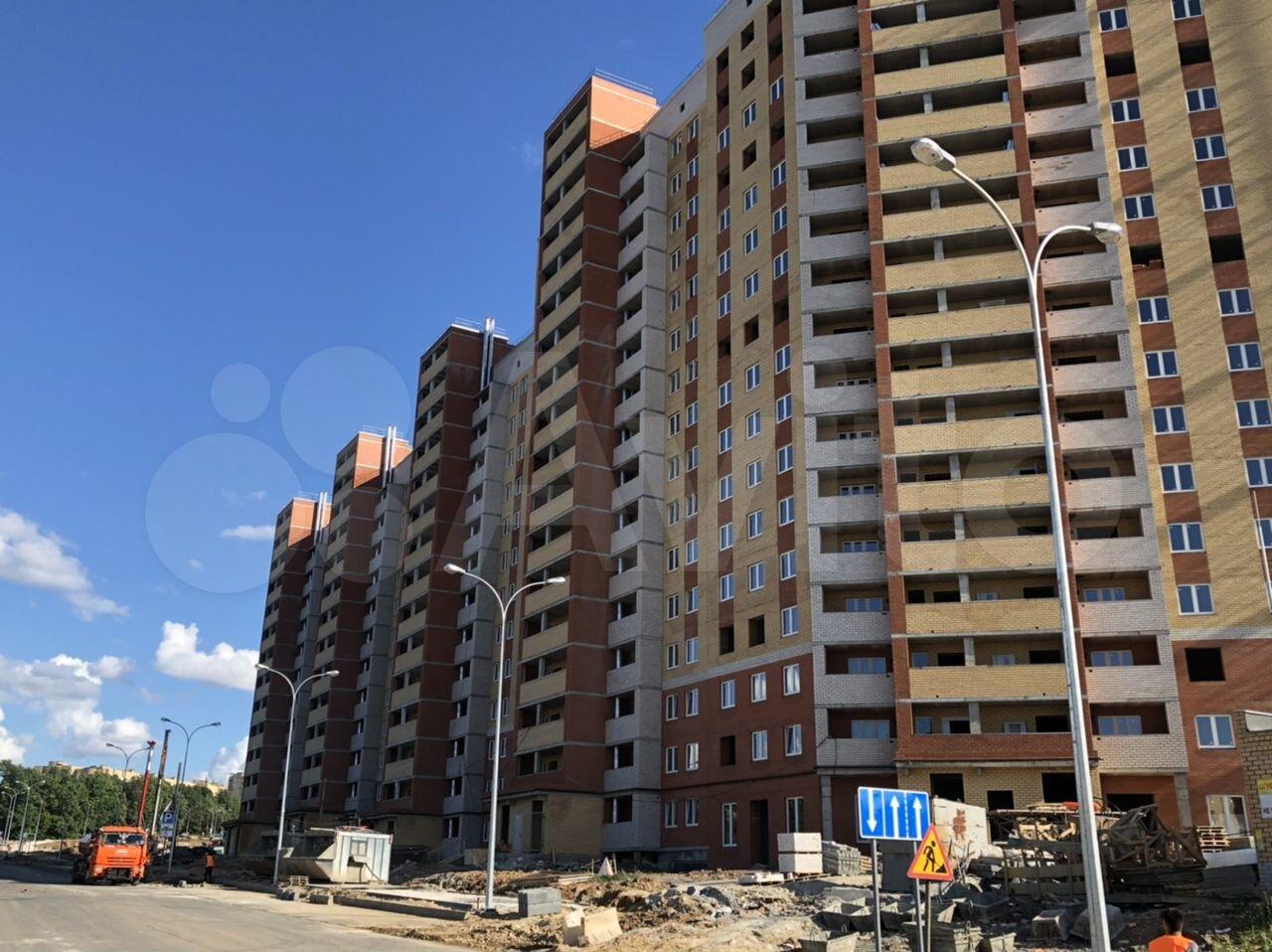 2-к квартира, 59.9 м², 1/14 эт.  89373886388 купить 3