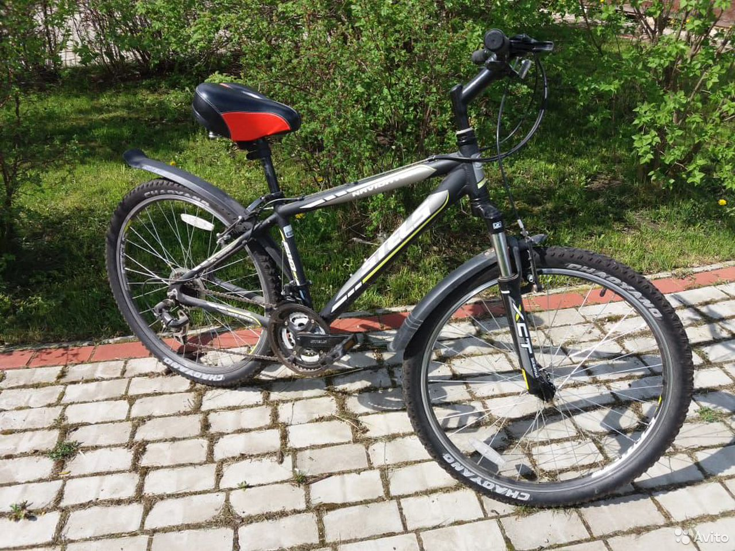 Велосипед Stels Navigator бу (колеса 26)