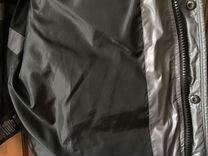 Пуховик мужской р-р XXL,серый