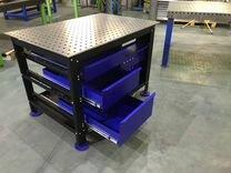 3D Сварочно-сборочные столы. D16 D28. Звоните