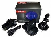 Новый автомобильный видеорегистратор SHO-ME HD03