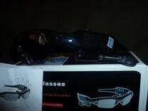 Cолнцезащитные очки с встроенной видеокамерой и MP