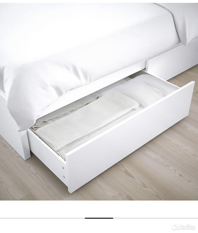 Кровать IKEA 160*200  89106729719 купить 7