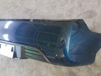 Бампер задний Peugeot 407 купе 7410Y9