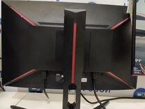 Богмоников/AOC 24/ 144Hz/ FHD/ 2ms/W-LED/250 кд/м2 — Товары для компьютера в Вологде