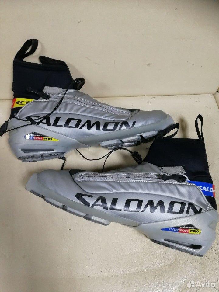 Ботинки лыжные фирмы Salomon  89004045793 купить 2