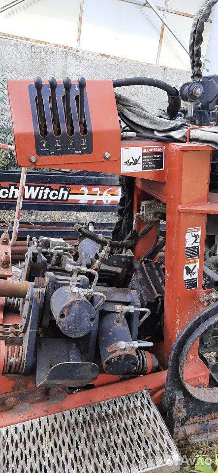 Буровая установка Ditch Witch JT 4020 Mach 1  89064091483 купить 9