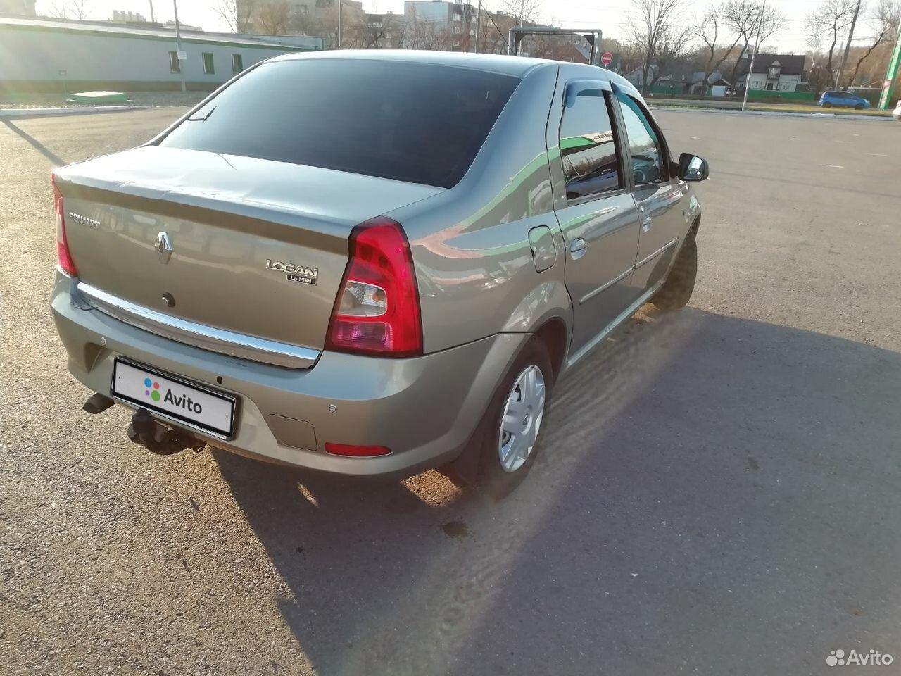 Renault Logan, 2011  89613558476 kaufen 7