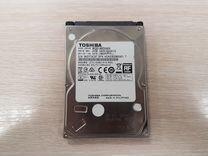 Жесткий диск для ноутбука toshiba MQ01ABD050, 500Г — Товары для компьютера в Перми