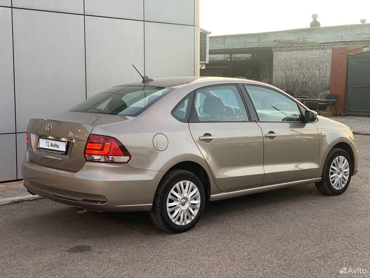 Volkswagen Polo, 2017  89177719995 kaufen 2